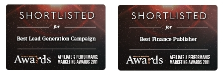 Judges for the a4u Awards have shortlisted Azam Marketing in two categories