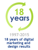 4 August 1997 - 4 August 2011. We've now been travelling in cyberspace for 14 years