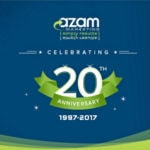 Azam Marketing Celebrates Landmark 20th Anniversary With a Surprise Announcement