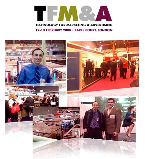 'Technology for Marketing and Advertising' was a buzzing expo which took place in West London